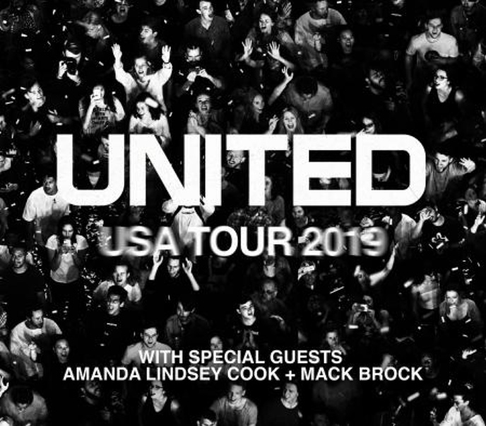 Win Hillsong United Tickets